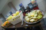 Frutta fresca buffet colazione hotel