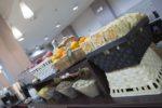 Scelta di cereali buffet colazione hotel